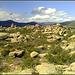 Granite scenery