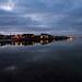 West Kirby marine lake - pre dawn5