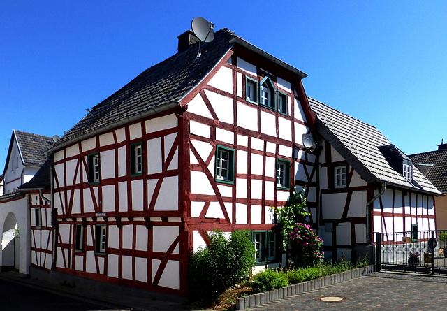 Fachwerk in Ehlingen