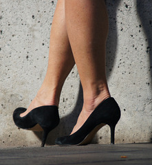 street heels