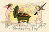 May Love Always Serve Your Thanksgiving Feast