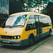 Forest Heath Dial-a-Ride YS02 UCF in Mildenhall - 27 Jun 2004