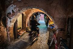 dangerous alleys