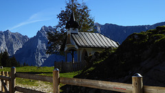 Kapelle - Ritzau-Alm