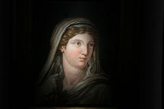 Vestale , prêtresse de la Rome antique dédiée à Vesta .