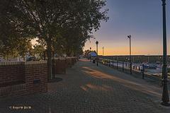 Esplanade Sunset, HFF.