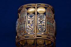 MONACO: Grimaldi Forum: Exposition : L'or des Pharaons 144