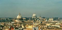 IT - Rome - Blick vom Pincio
