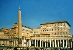 IT - Rom - Petersplatz