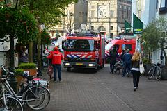 Leidens Ontzet 2015 – Fire department