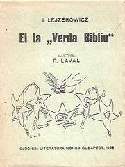 """El la """"Verda Biblio"""""""