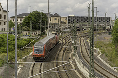 Chemnitz Hbf, Südseite