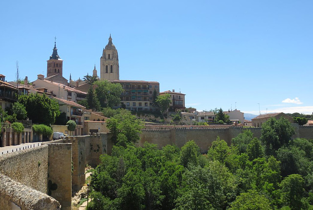 City Walls and Catedral