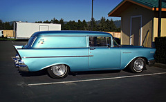 1957 Chevy Sedan Delivery