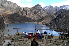 Gosainkunda Lake - Népal