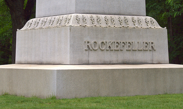 John D. Rockefeller Memorial
