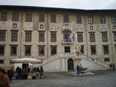 Palazzo dei Cavalieri (Palace of the Knights).
