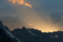 A La Fouly (Valais, Suisse)