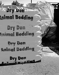 Animal bedding