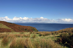 Isle of Arran from South Kintyre