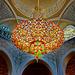 All kind of glass : SPC 2/2018 - 1° place - 6 vote -  super lampadario Swarovski in Abu Dhabi