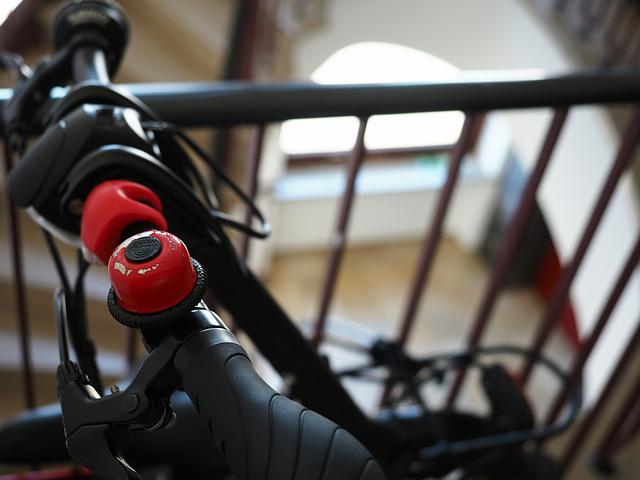"Fahrradglocken ""zaun'"