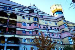 DE - Darmstadt - Hundertwasserhaus Waldspirale