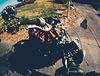 Fisheye Motorcycle