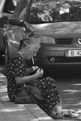Pause cigarette !