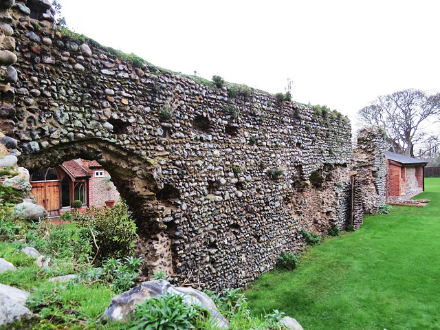 weybourne priory, norfolk