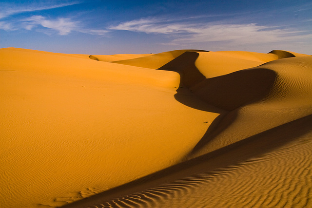 Mauretania Trekking