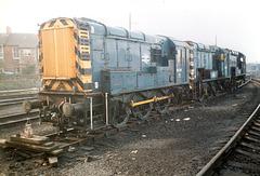 Memories of Ayr Depot (10) - 16 October 1985