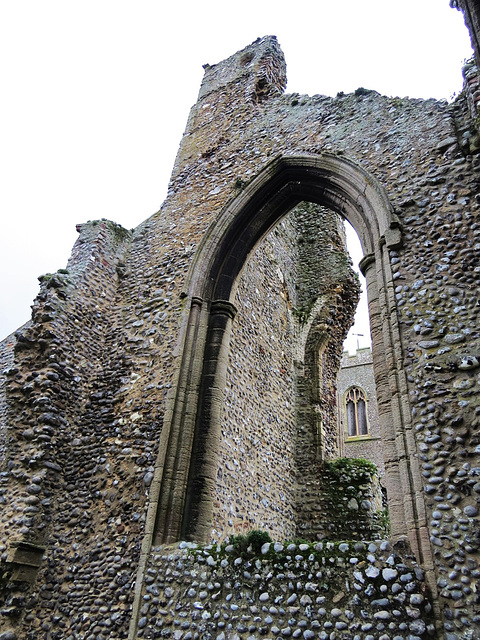 weybourne priory, norfolk