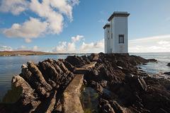 Port Ellen Lighthouse (aka Carraig Fhada)