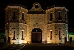 Freo Prison Entrance