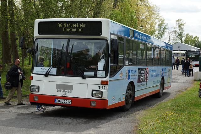 90 Jahre Omnibus Dortmund 187