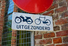 Middelburg 2017 – Old traffic sign
