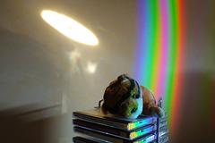Farbzerlegung an meiner CD