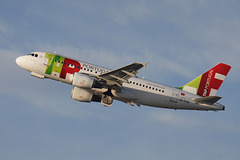 CS-TTN A319 Air Portugal
