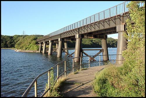 070 Black Bridge - Tamerton Creek