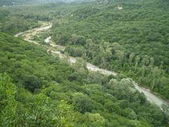 Beholding River Yori.