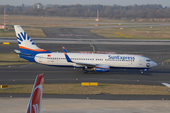 TC-SEP B737-800 SunExpress