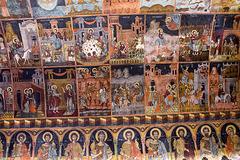 20151203 9596VRAw [R~GR] Marienkirche Panagia, Altstadt, Lindos, Rhodos