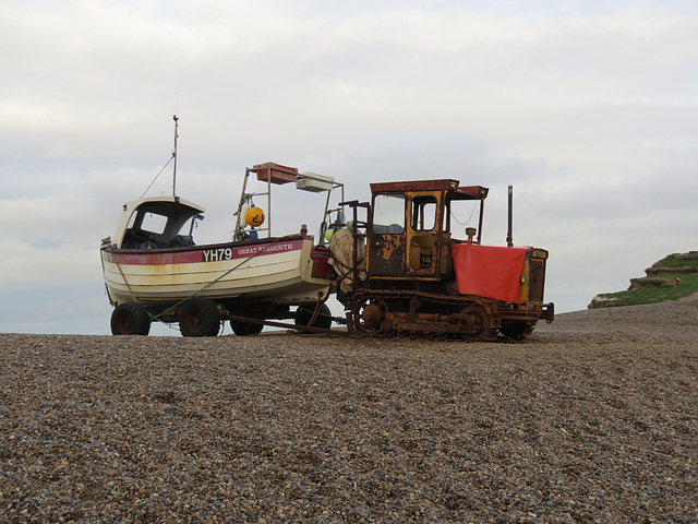 weybourne beach, norfolk