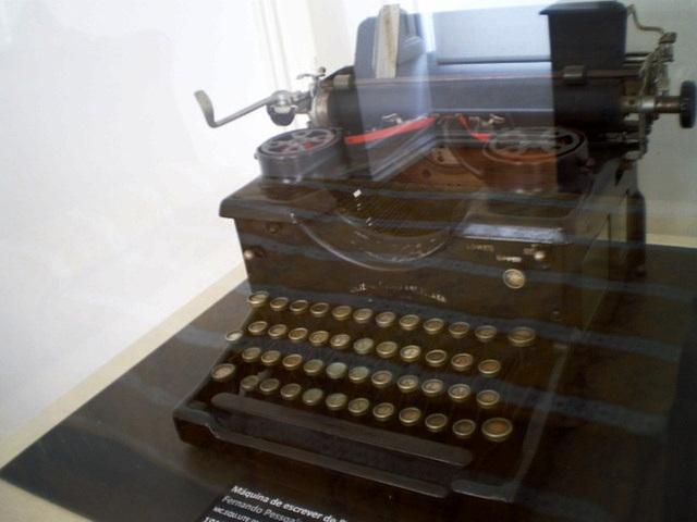 Typewriter Lower Stenor Royal 10.