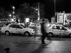 Istanbul um Mitternacht