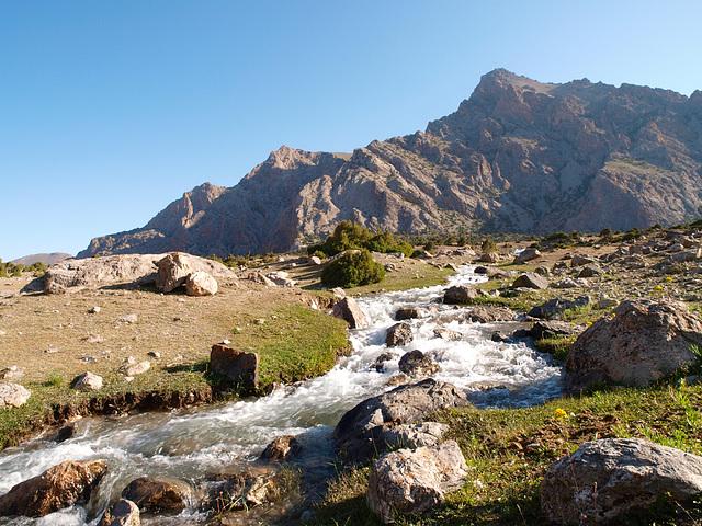 Tajikistan-Uzbekistan Trekking