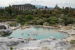 Neuseeland - Rotorua - Te Puia