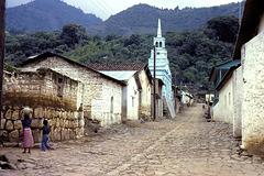 Guatemala (GCA) Juillet 1979. (Diapositive numérisée).
