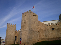 Castle of Loulé.